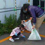 【函館家庭教会】市内の清掃活動を行いました